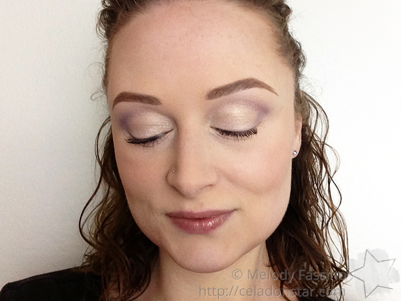 Lotd Soft Eyes And Neutral Lips With Sigma Paris Palette