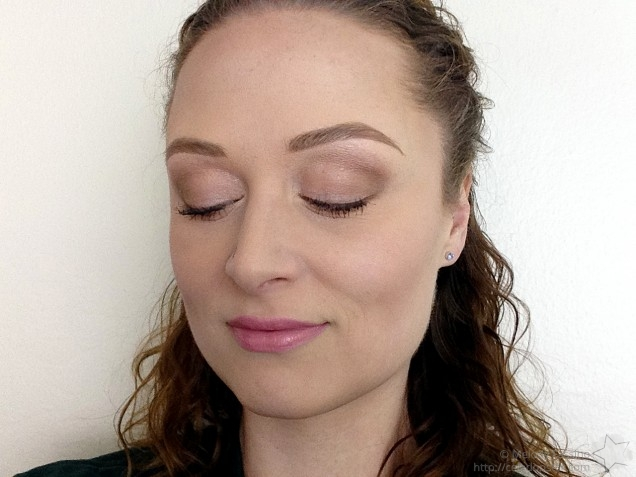 Lotd Soft Natural Eyes And Pink Lips