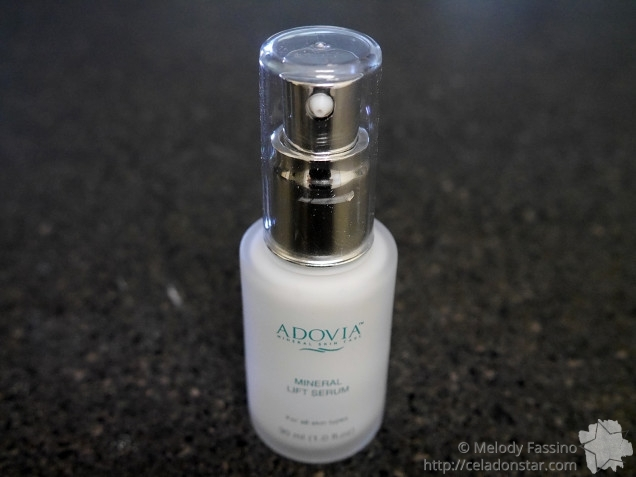 Adovia Mineral Lift Serum - Product